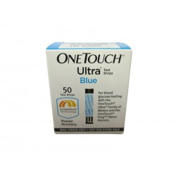 OneTouch Ultra NFRS Box of 50 Test Strips Expires May 2016