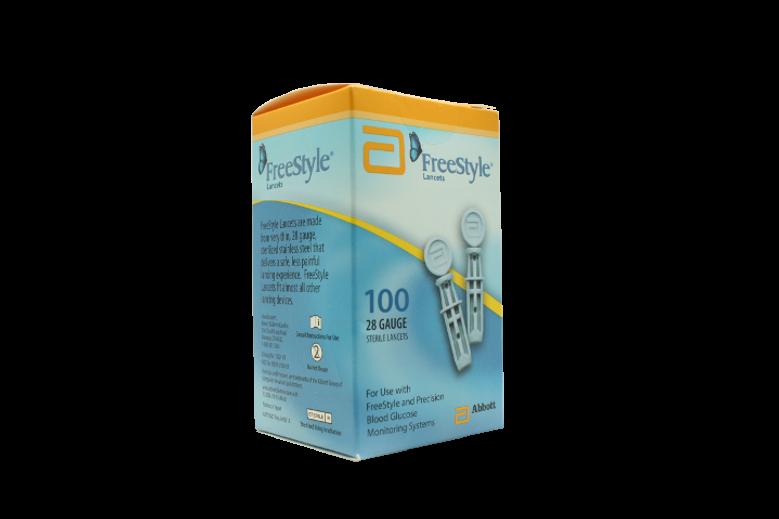 FreeStyle Lancets 100